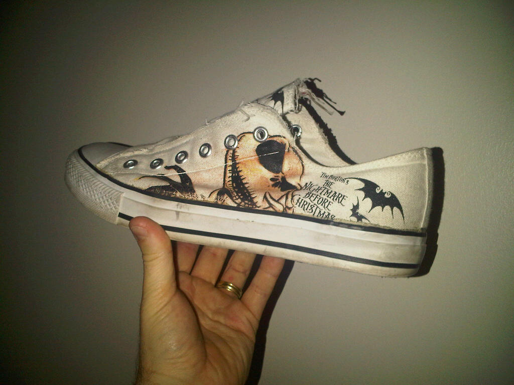 Nightmare Before Christmas – 100 Shoes Blog