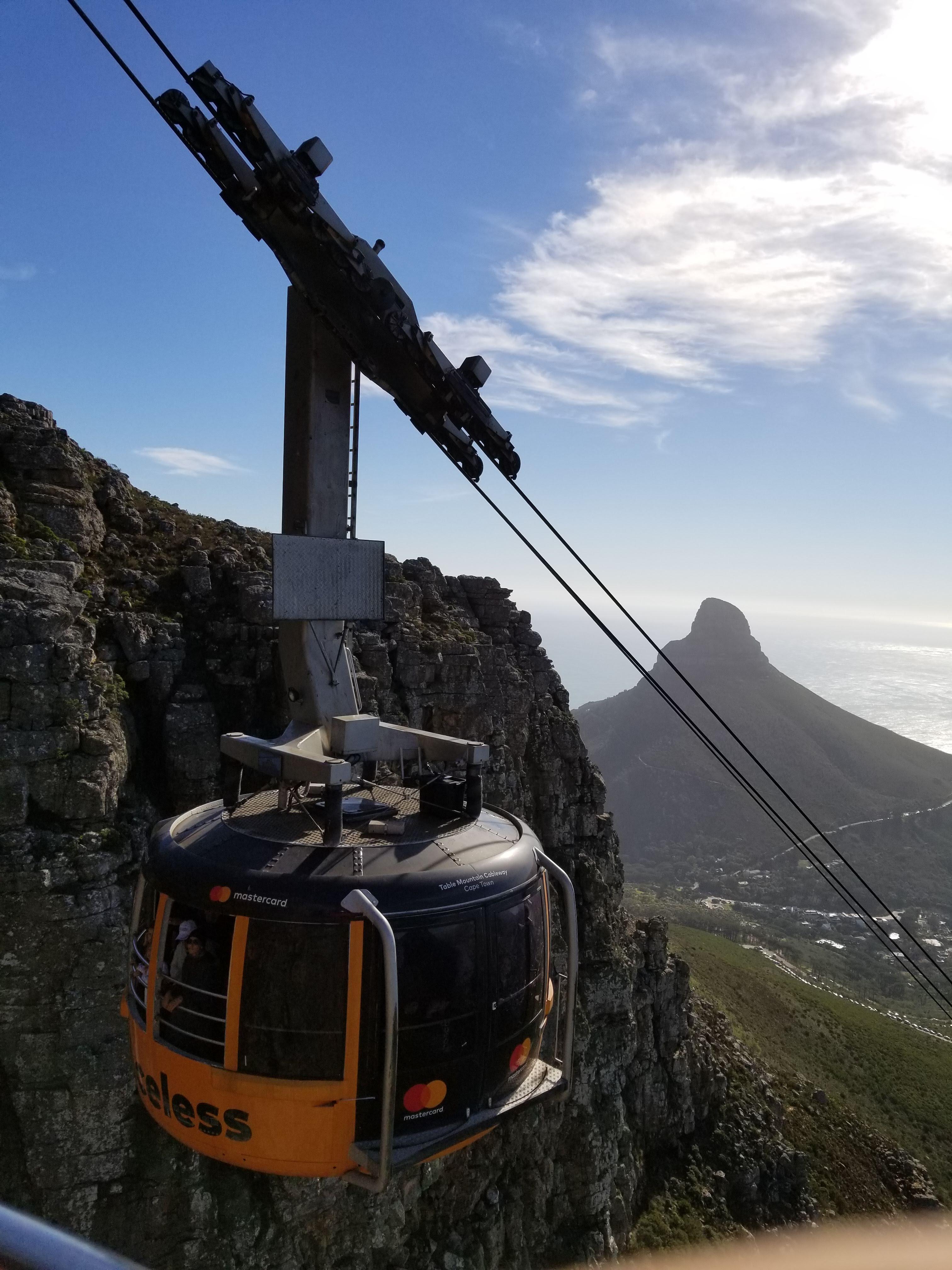Table Mountain Gondola