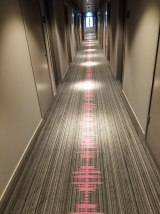 Carpet Hall in Moxy Frankfurt